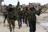 US begins training Syrian rebels