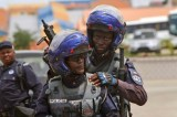 Angola Police Beat, Set Dogs On Peaceful Protesters
