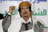 Muammar Gaddafi's Last Speech – Arab leaders Laugh