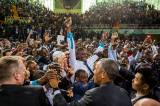 Pictures Of President Barack Obama's Trip To Africa