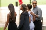US President Barack Obama Speaks With President Kenyatta On Support On Refugees