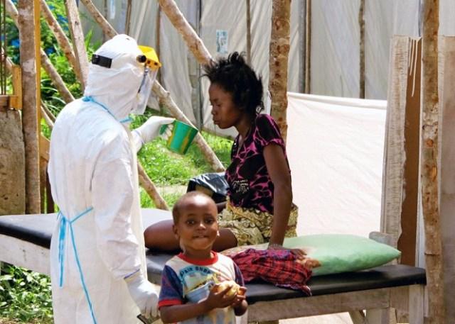 Ebola Victims of the Future - Pregnant Women