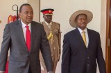 Uhuru and Museveni Strike Deal On Route for Sh400 Billion Oil Pipeline