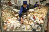 Russia marks anniversary of its ban on Western food by destroying contraband
