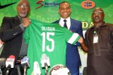 Nigeria Head Hoach Excludes English Premiership Players From Squad To Face Tanzania