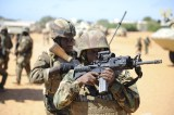 U.S. Supports Ugandan Forces in Somalia