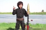 Child ISIS Soldier Threatens To Cut Obama's Head Off In A New Video