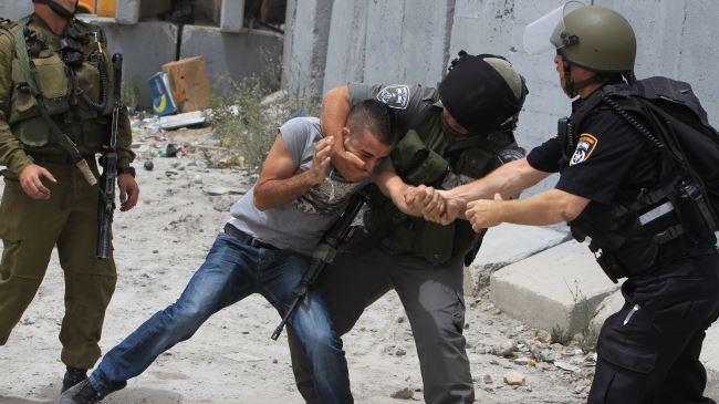 Israeli-forces