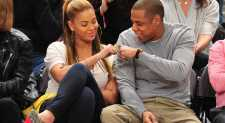Beyonce Holds African Themed Baby Shower