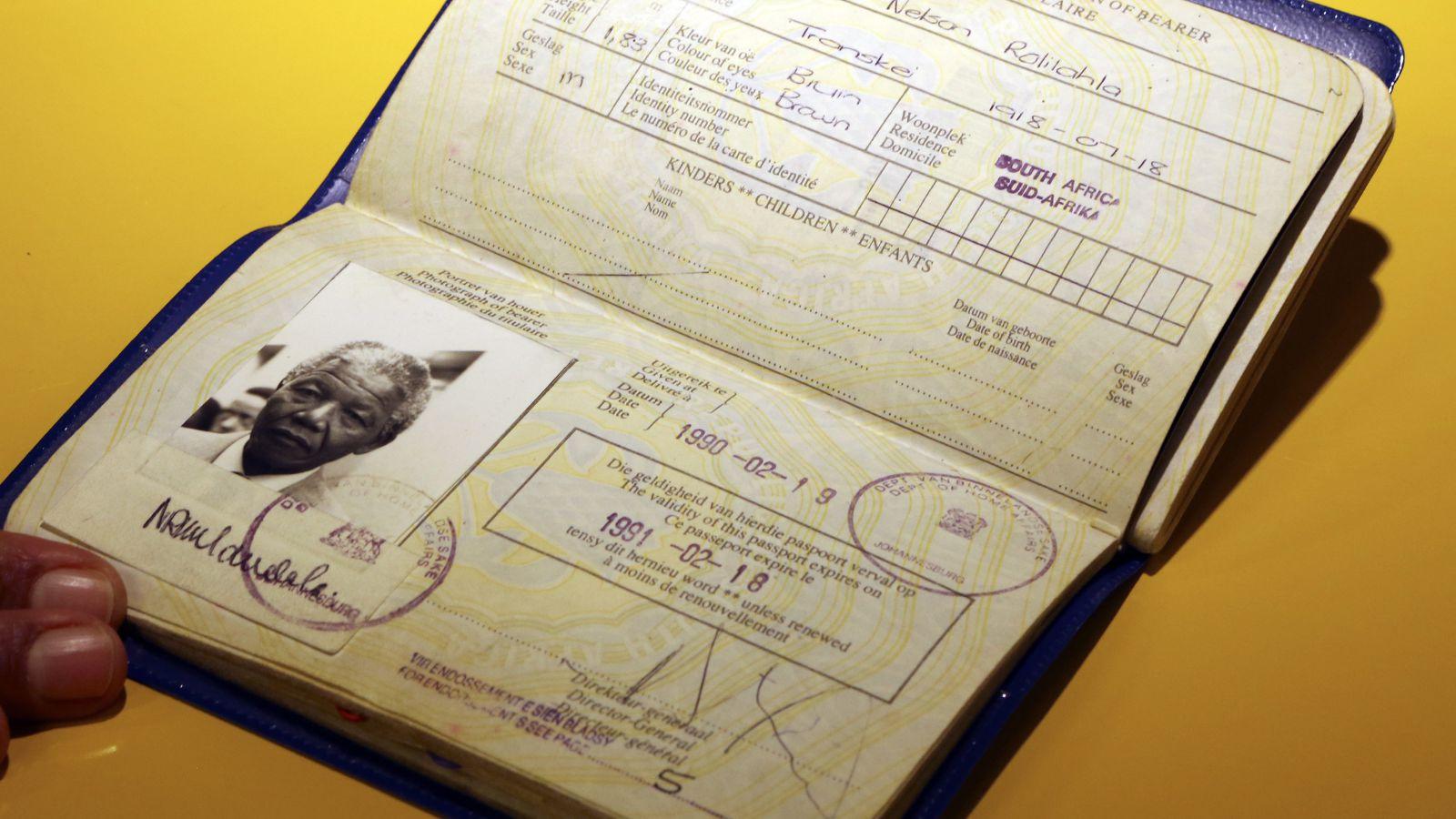 African Union Diplomatic Passport