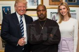 Kanye West Meets Donald Trump: Watch Video
