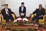Congolese President Denis Sassou Nguesso Appreciates China's Support for Development