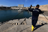 Huge Saddam Hussein-era Mosul Dam could collapse at any minute 'killing 1.5 million people'