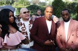 Jay Z Throws A 'Ballers Only' RocNation Brunch Party & We Got The Inside Scoop! (Pics)