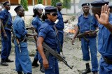 Burundi Female Police Officers Demand Appropriate Working Conditions