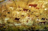 Chad's ancient Ennedi cave paintings defaced with graffiti