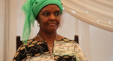 First Lady Grace Mugabe Grabs Iconic Mazowe Dam