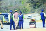 Zimbabwe traffic police warned about illegal impounding of vehicles due to spot fines