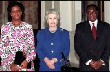 Tea With the Queen – Mugabe's Brexit Chance