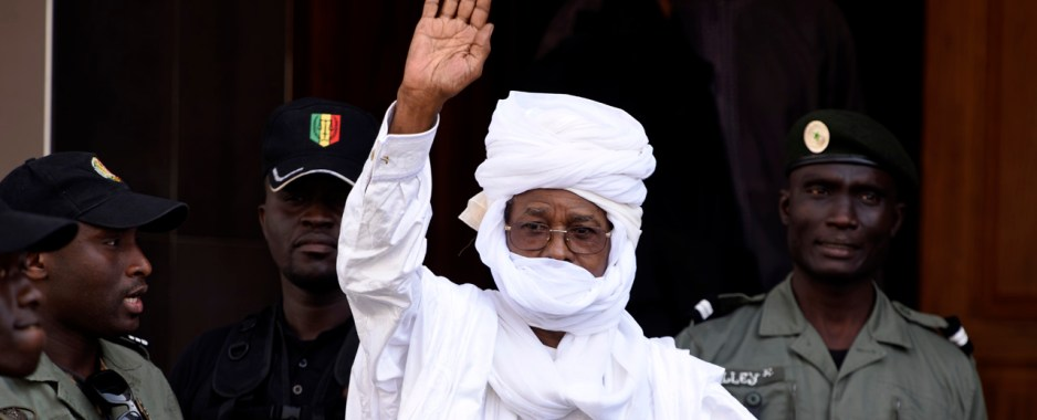 Court convicts Hissene Habre for human rights abuse against thousands