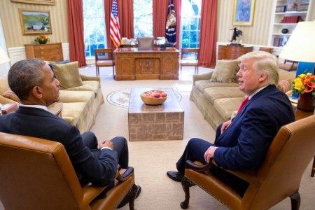 U.S. President Donald Trump Told Africa 'I'm Not Your Uncle'