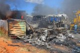 DNA Tests Reveal 31 Died in Zimbabwe Proliner Bus Inferno