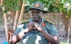 South Sudan President Salva Kiir Meets Sacked Army Chief Paul Malong