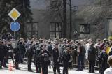 Russians, in peaceful protest, call for President Vladimir Putin to quit