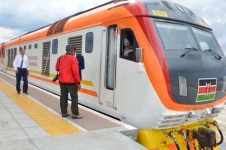 Kenya Launches Standard Gauge Railway Train As Ugandans Wait