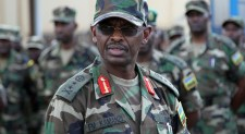 Gen Kamanzi Begins Tour of Duty in South Sudan