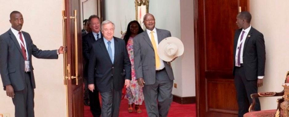 More than $350 million pledged for refugees in Uganda