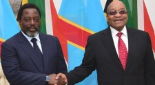 DRC-South Africa Talks – Zuma Unlikely to Pressure Kabila to Go to the Polls