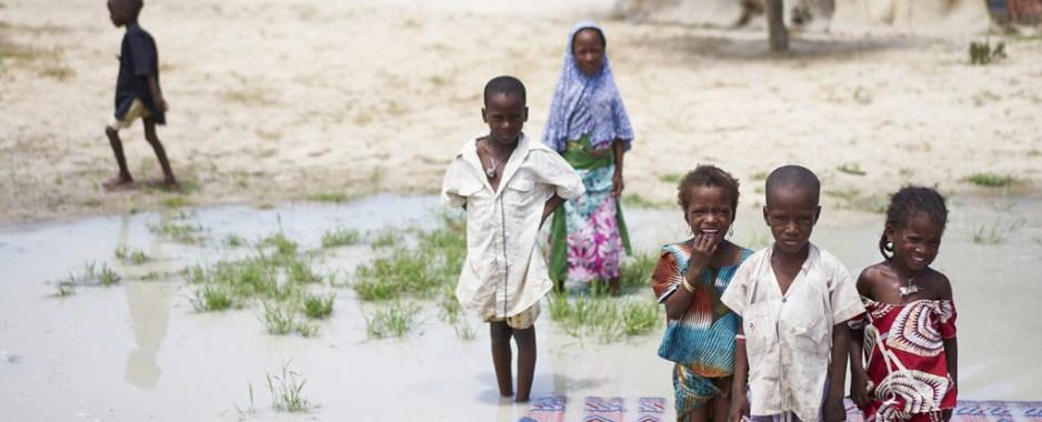 UNICEF warns 5.6 million Lake Chad Basin children at risk of waterborne diseases in rainy season