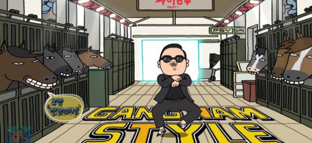 """Psy's """"Gangnam Style"""" Loses Most-Watched YouTube Video Title"""