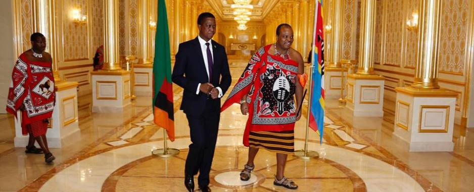 UK suspends funding for Zambia over corruption fears