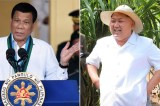 'He is my idol': Duterte cheers North Korea's Kim despite branding him 'maniac' earlier