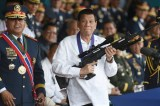 'Go to hell,' Duterte tells UN official over judicial criticism
