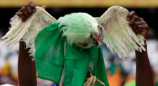 Nigeria fans barred from bringing 'lucky' live chickens to WC matches Gordon Brunt