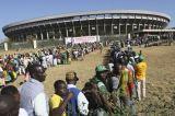 A Subdued Zimbabwe Inaugurates Emmerson Mnangagwa Again
