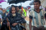 Rohingya refugees mark a year of suffering and hope
