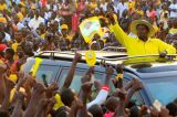Opposition Are Terrorists, Hooligans, Says President Museveni