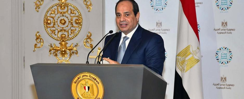 Sisi: 2011 Egyptian revolution was 'wrong cure to wrong diagnosis'