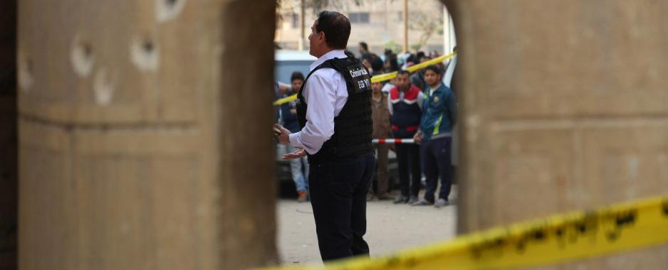 Egypt sentences 17 to death over 2017 church bombings