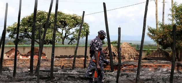 No Justice for 2016 Kasese Massacre by Ugandan Security Forces