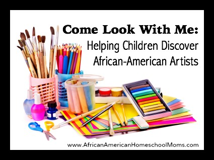 AA Artists Come Look With Me