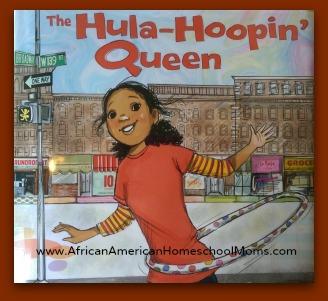 Hula Hoopin Queen