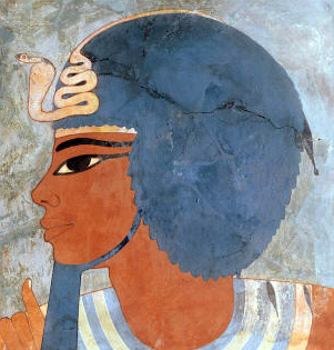 Head of Amenophis III