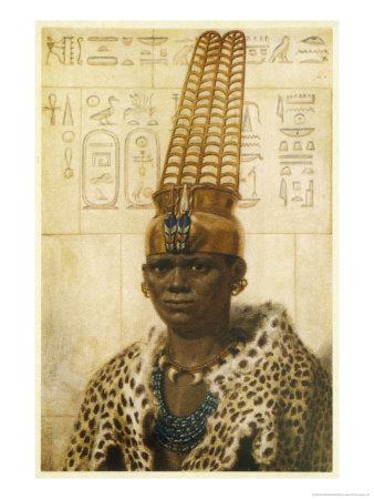 Taharqa Pharaoh