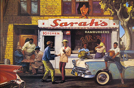 Sarah's Bar-BQ