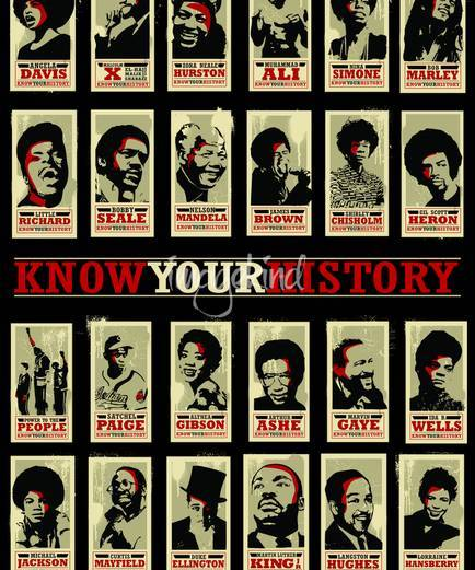 Know Your History Vol. 1